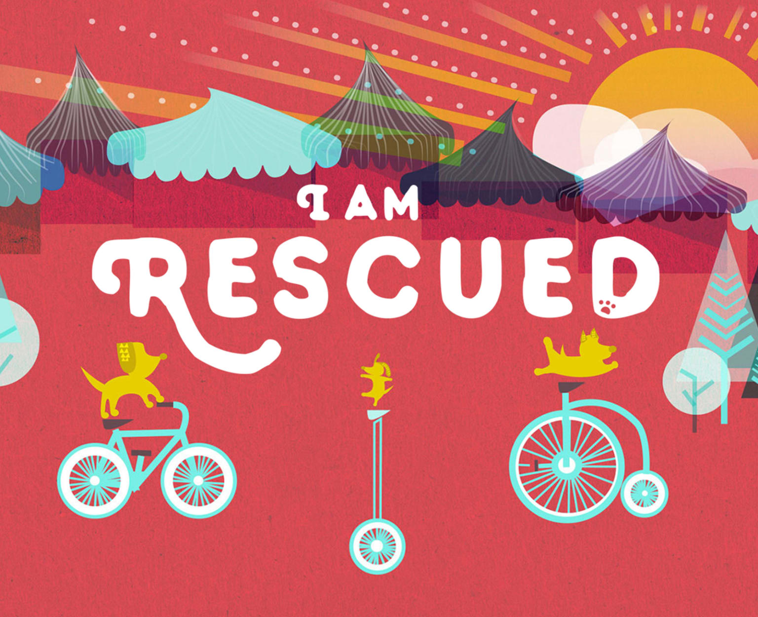 I Am Rescued
