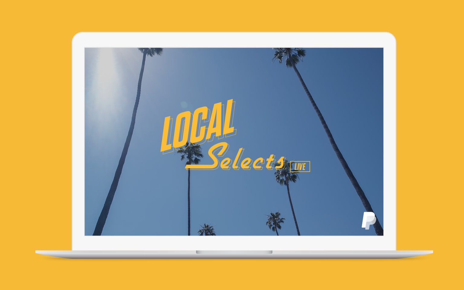 PayPal - Local Selects