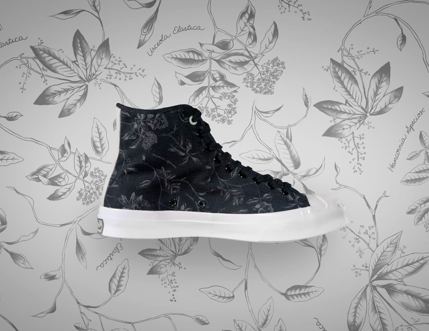 Jack Purcell x Hancock social and retail