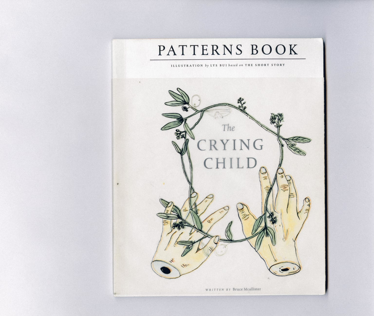 The Crying Child Pattern Book