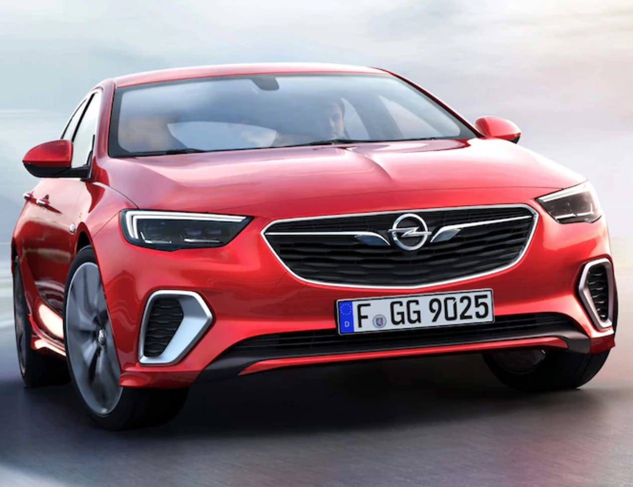 Automotive Product Pages for Opel