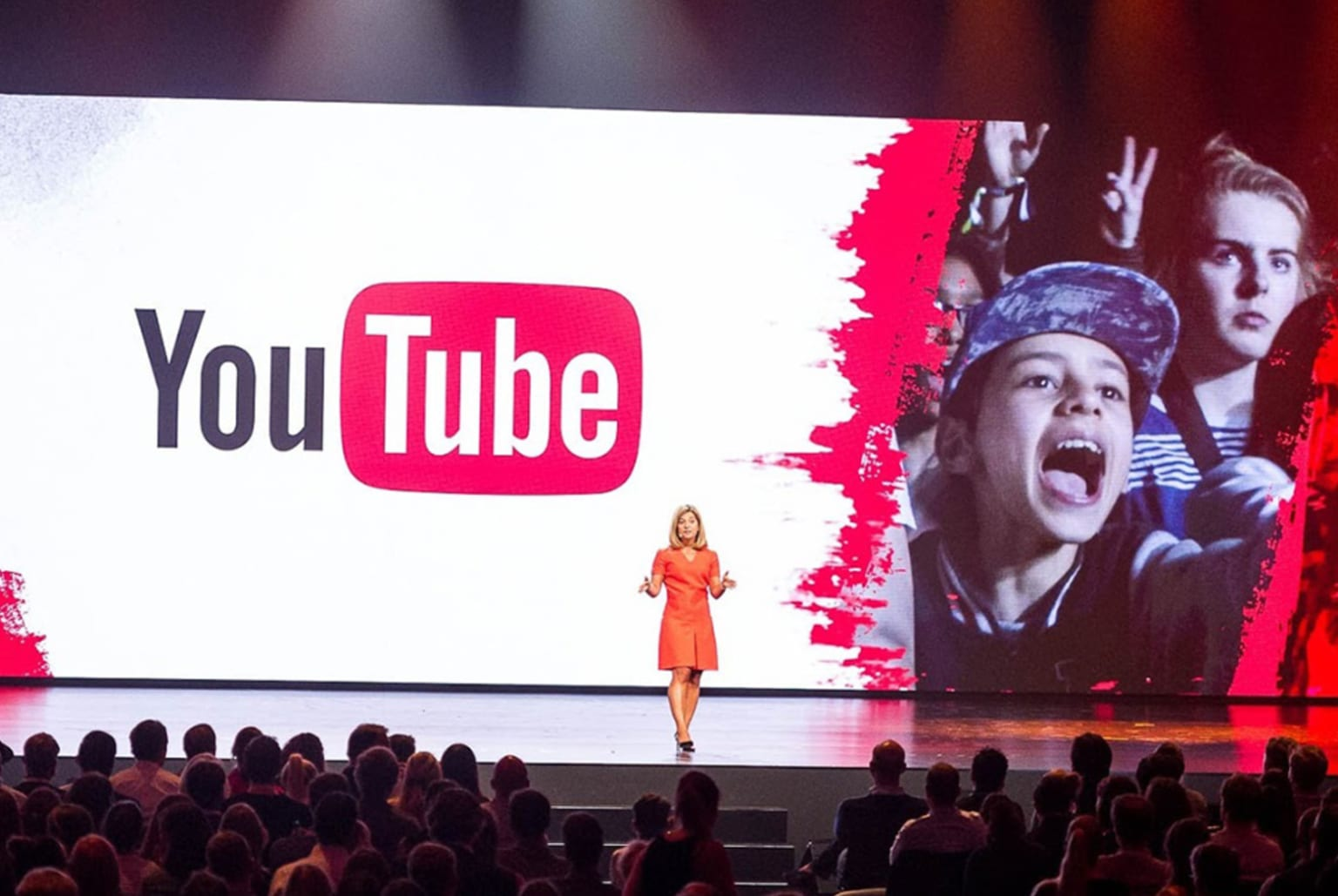YouTube Brandcast Video Production