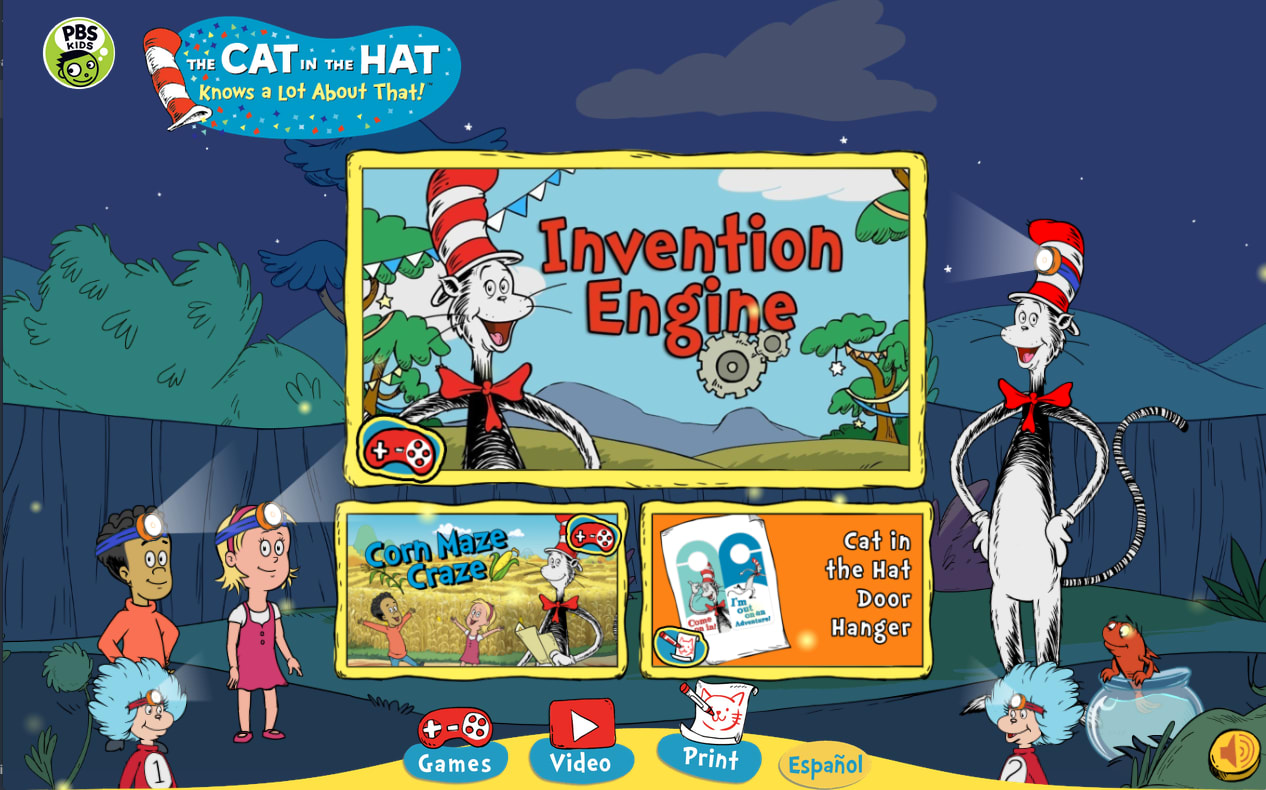 PBS Kids' The Cat in the Hat Knows a Lot About That