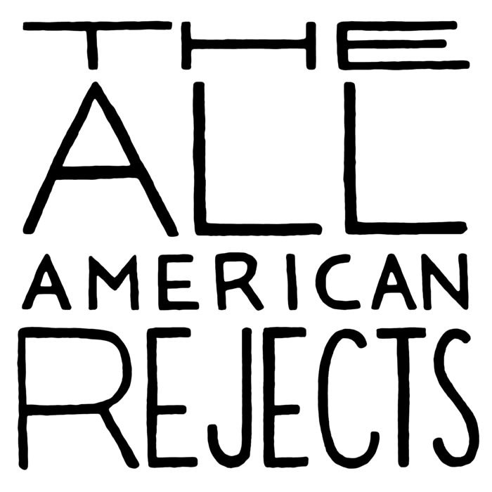 All American Rejects logo design