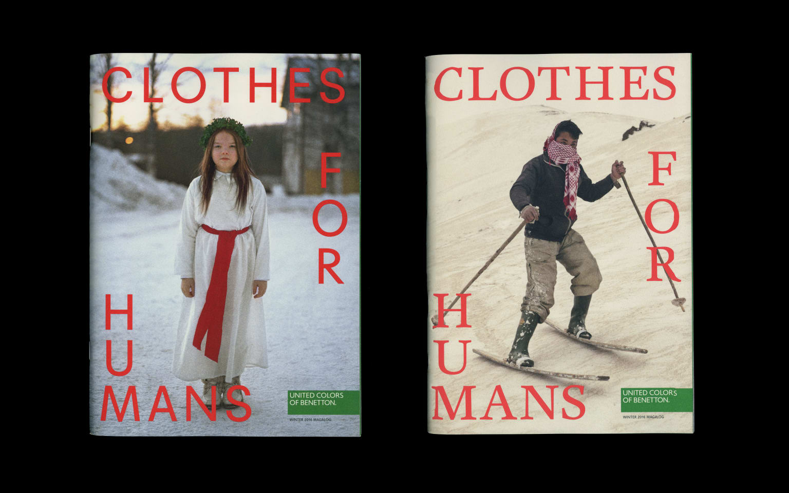Clothes for Humans