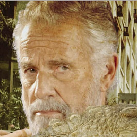 """Dos Equis """"Most Interesting Man in the World Coffee Table Book"""""""
