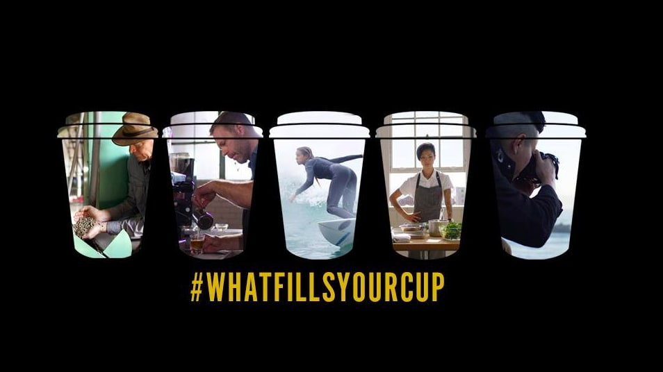 Peet's: What Fills Your Cup