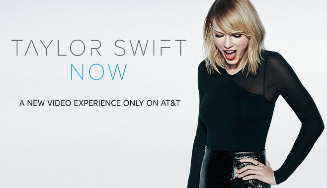 Taylor Swift NOW