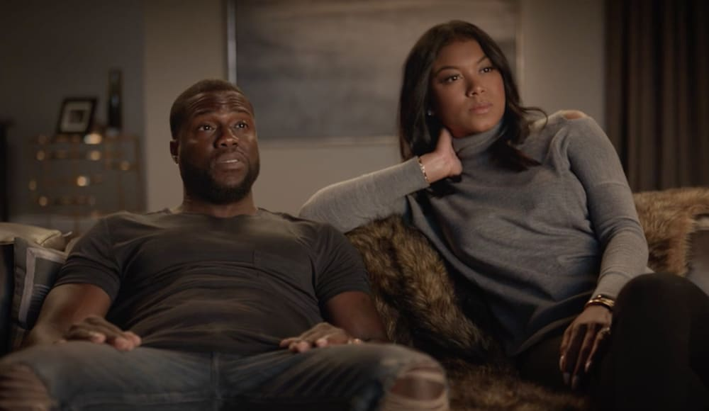 """XFINITY   KEVIN HART """"WHAT NOW"""""""