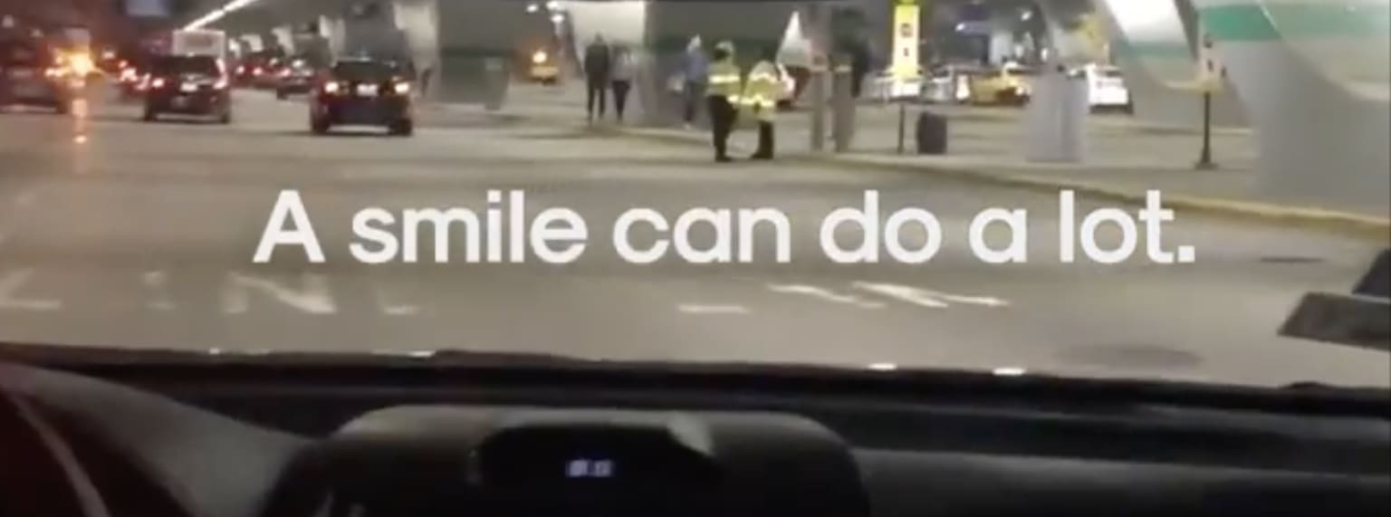 A Smile Can
