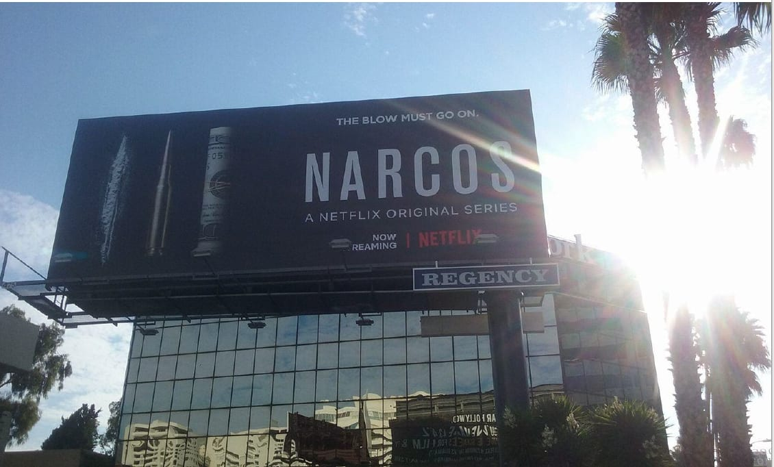 """Netflix Narcos """"The Blow Must Go On"""""""