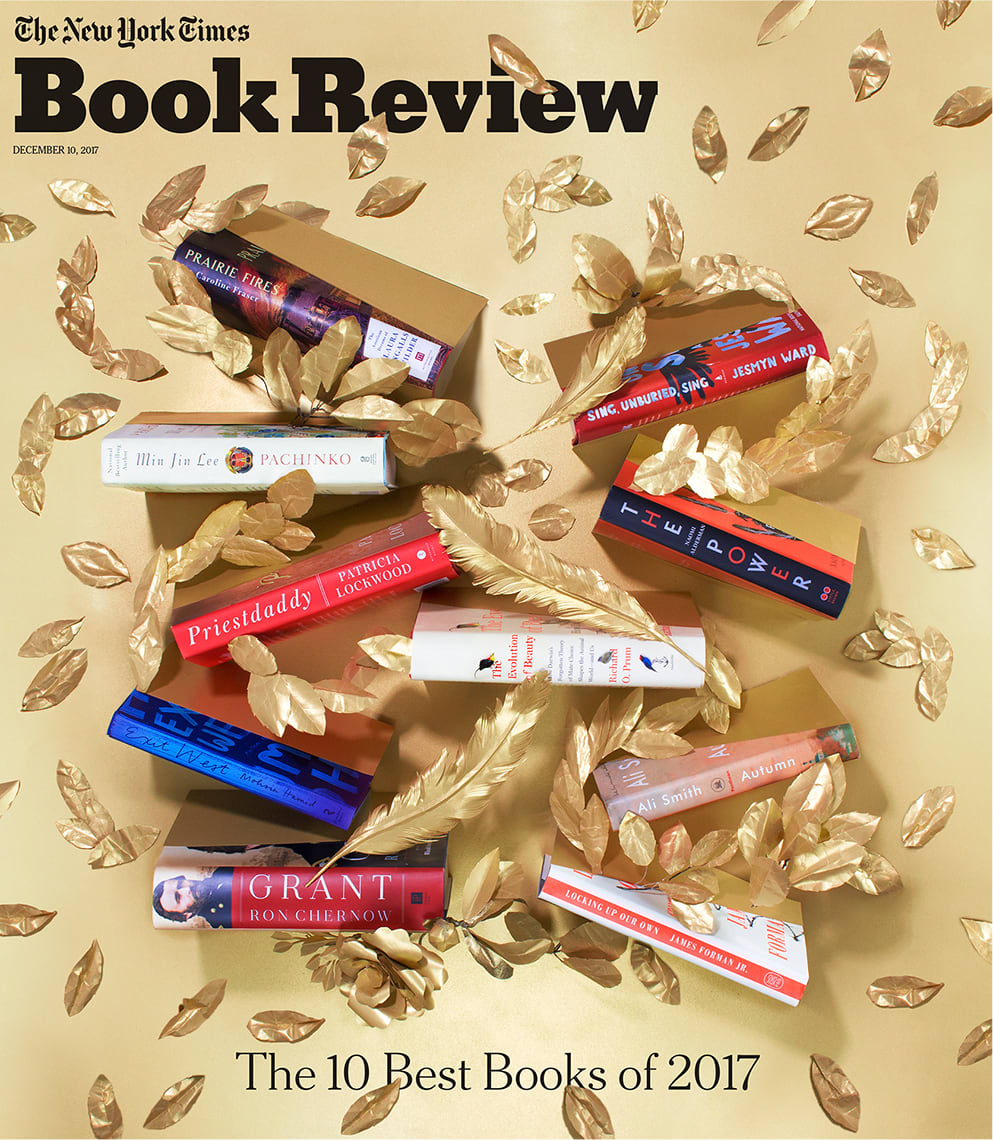 The New York Times Book Review's 10 Best Books of 2017