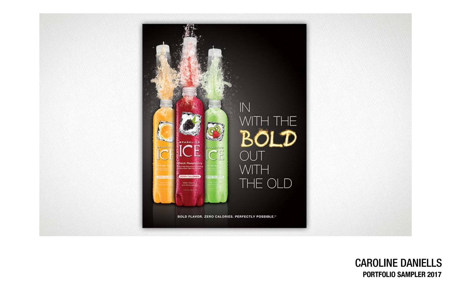 Sparkling ICE New Years Campaign