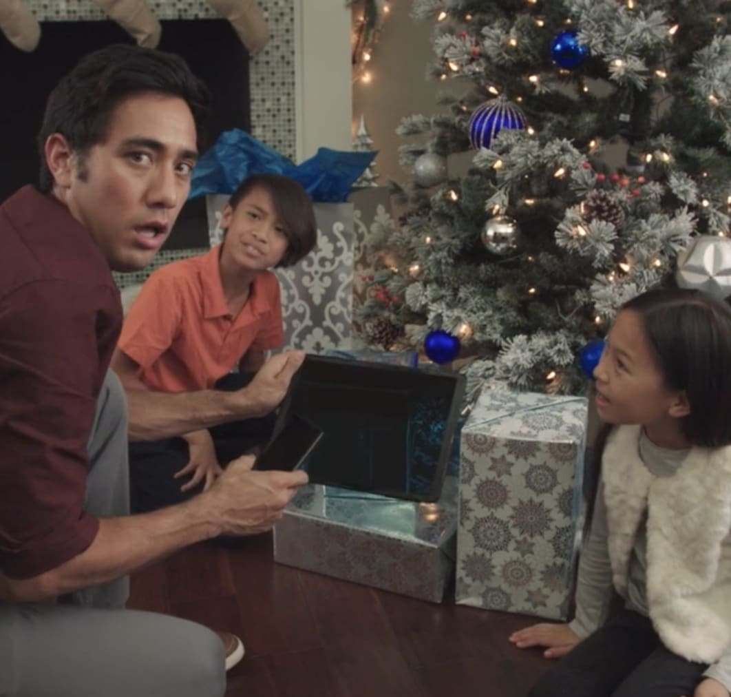 """AT&T Social Campaign - """"Funboxing"""""""