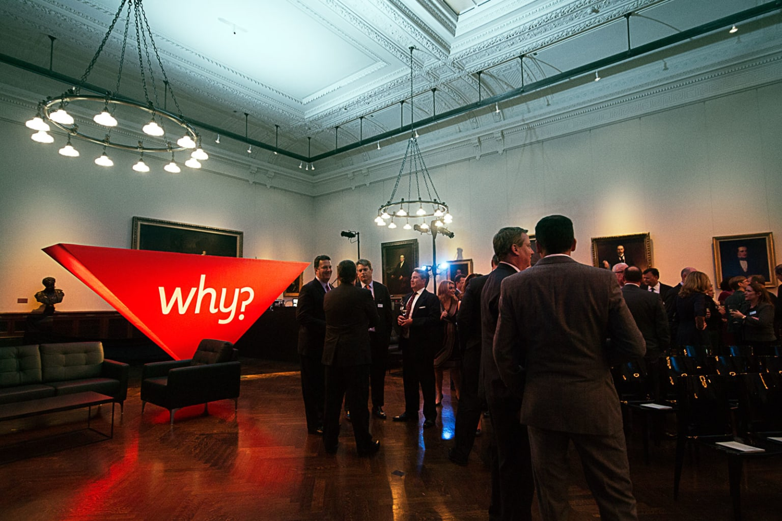 Fitch Ratings / The Why? Forum