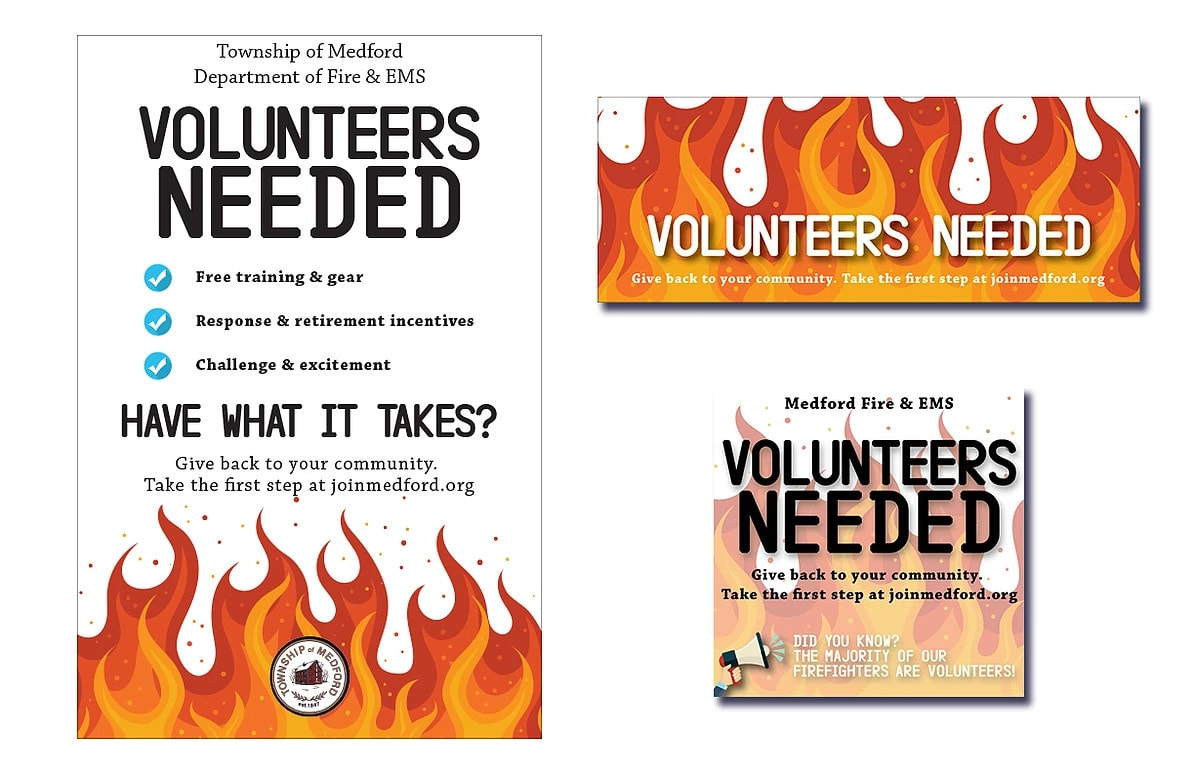 Volunteer Firefighter Collateral