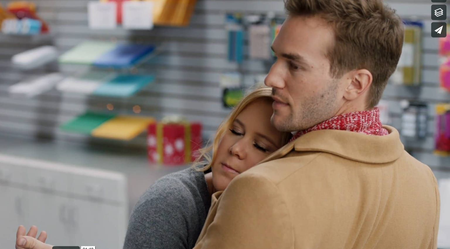 Old Navy 'Post Office' w / Amy Schumer