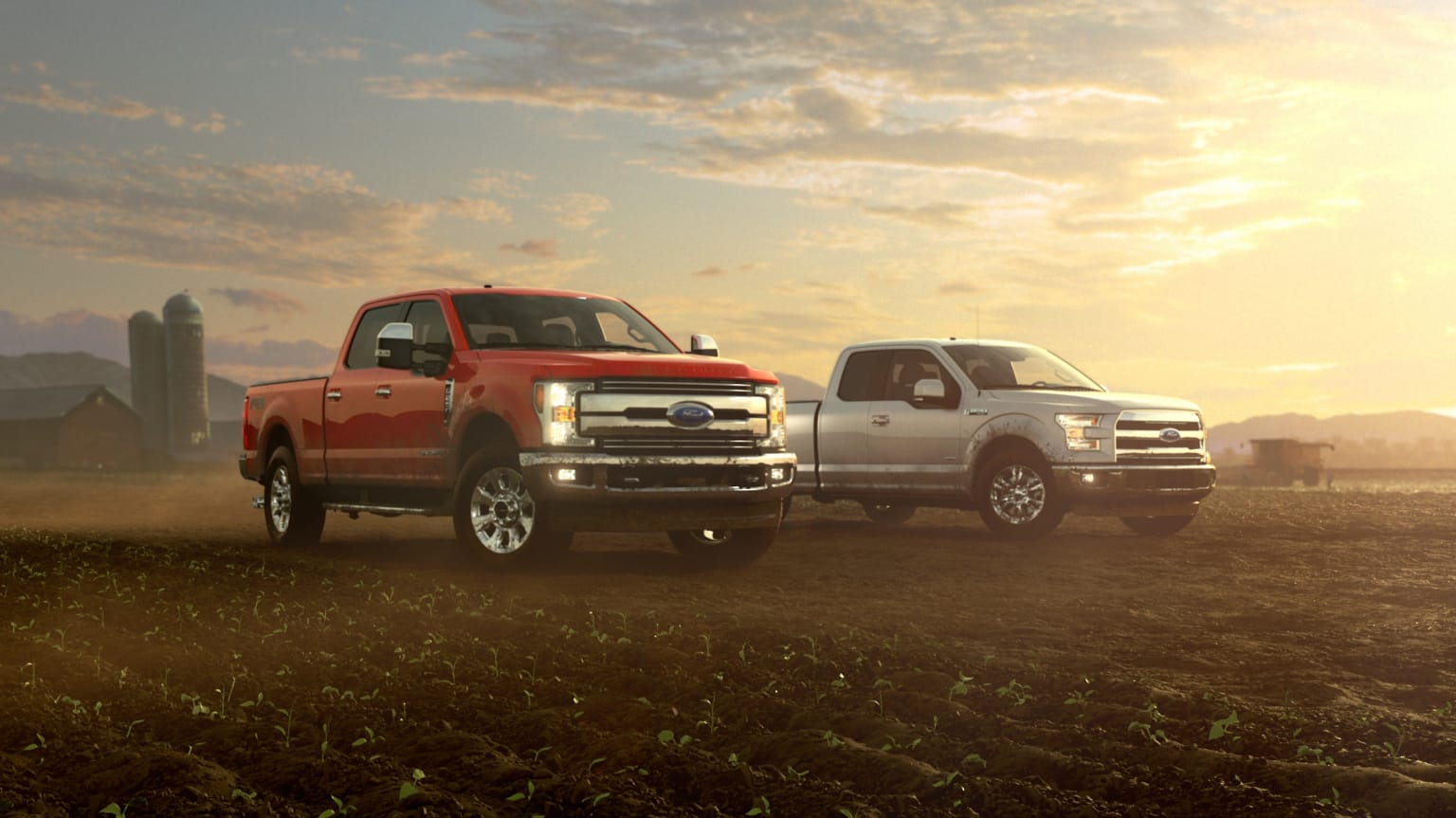 Ford Line Up