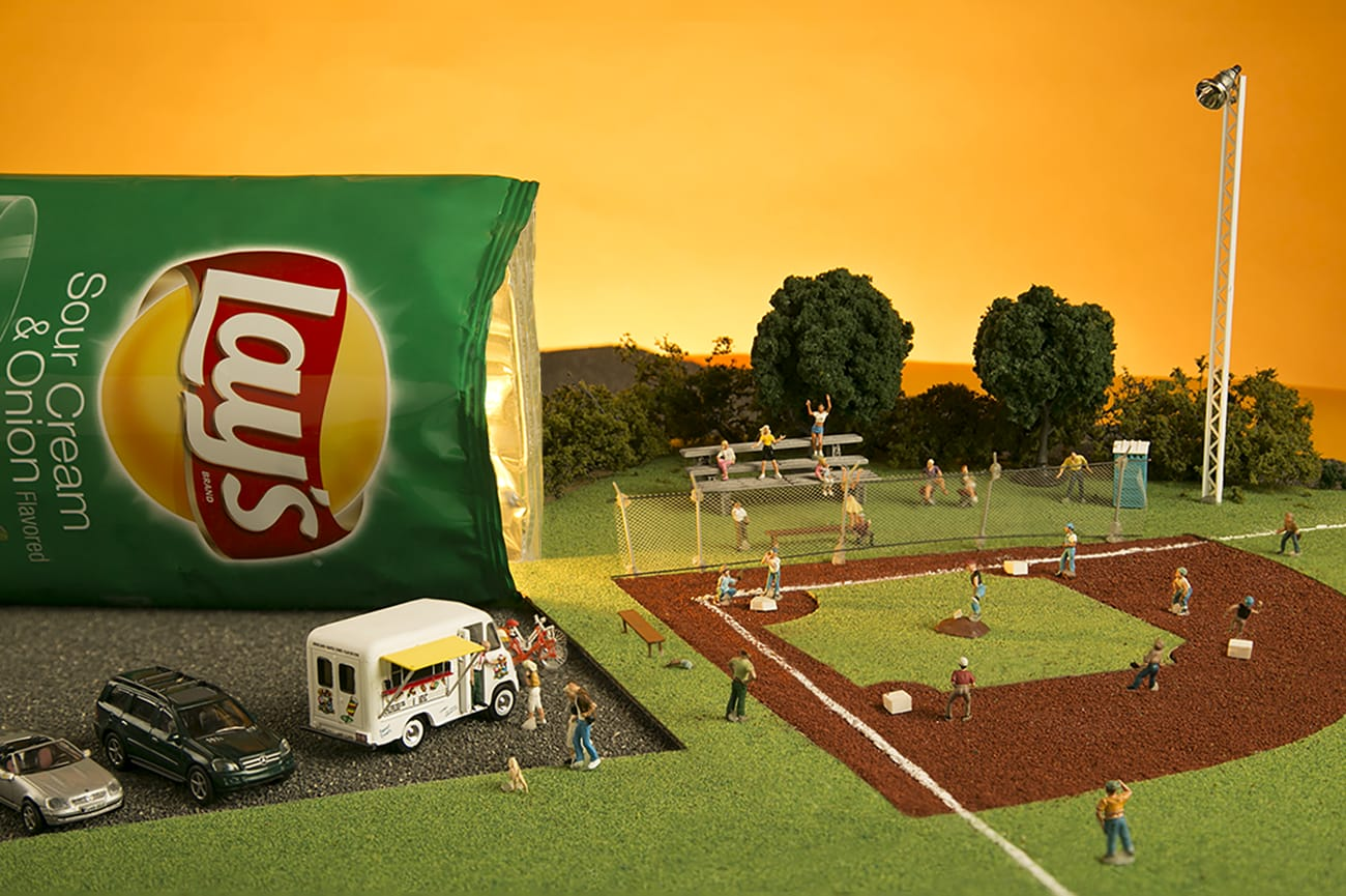 Lay's - A Summer Moment in Every Bag