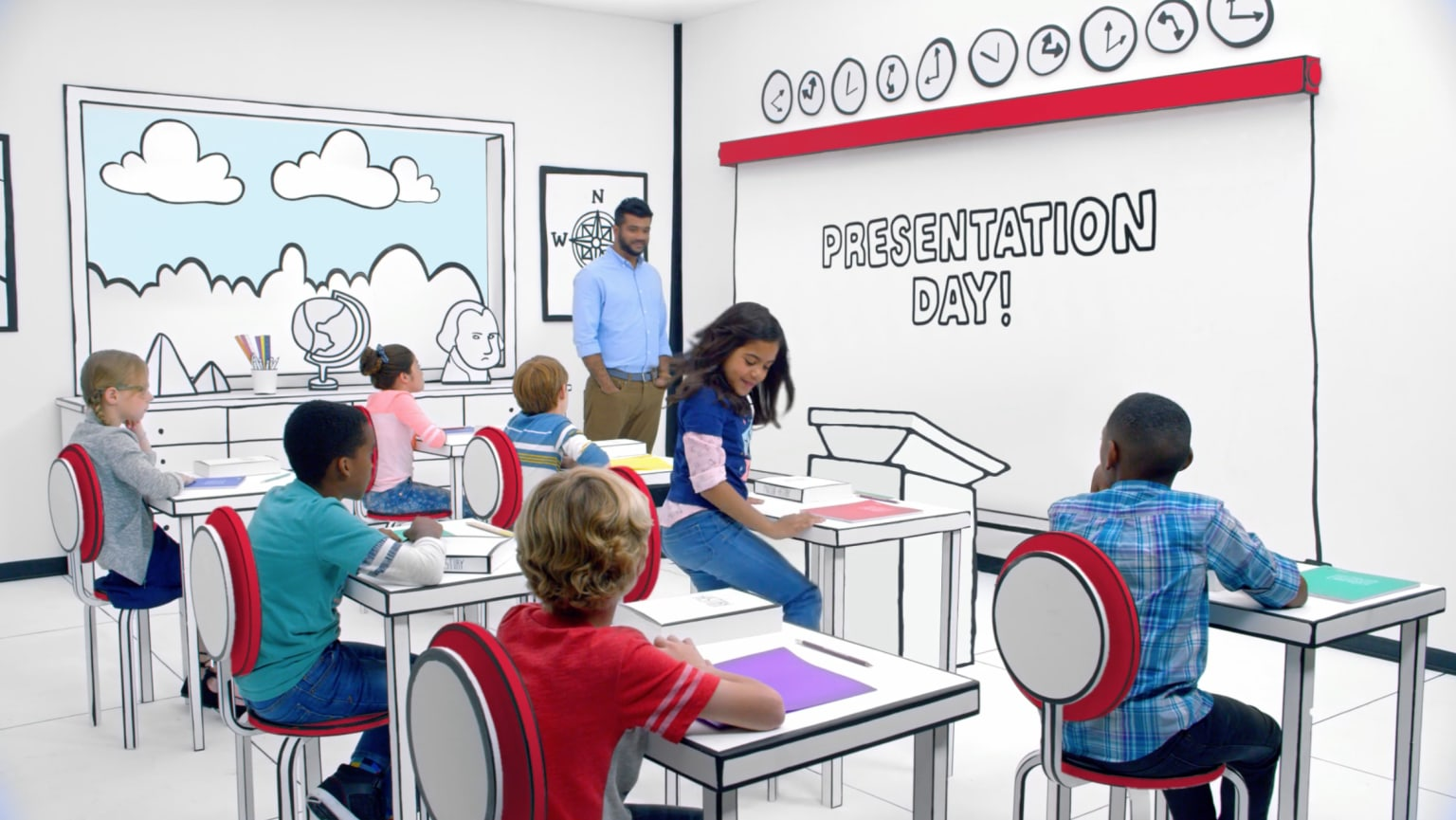 Target Back To School Campaign