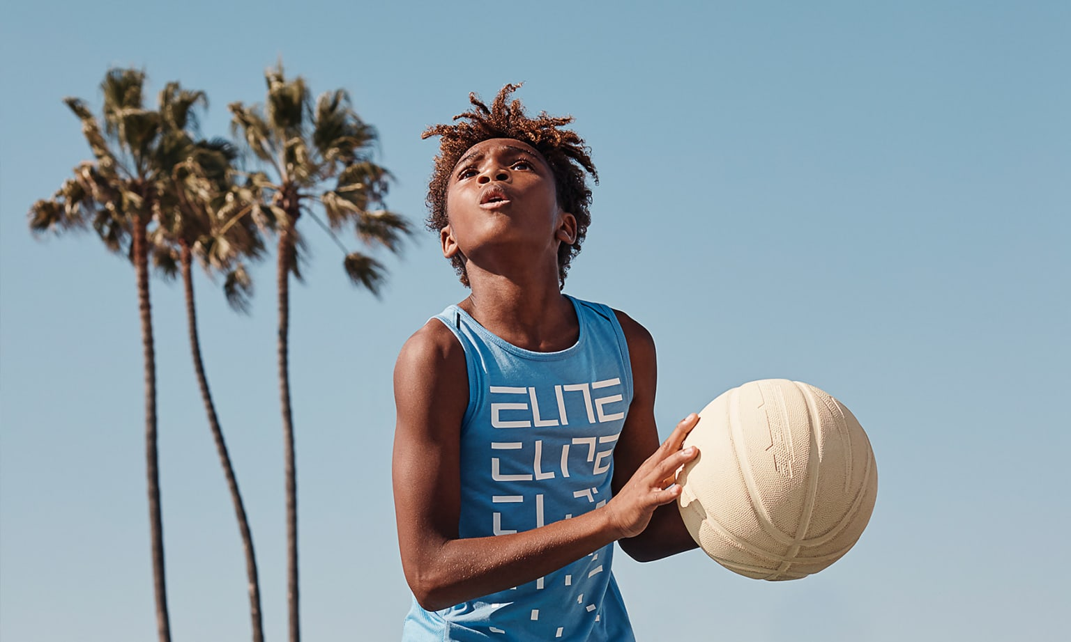 Gear Up with Nike Young Athletes