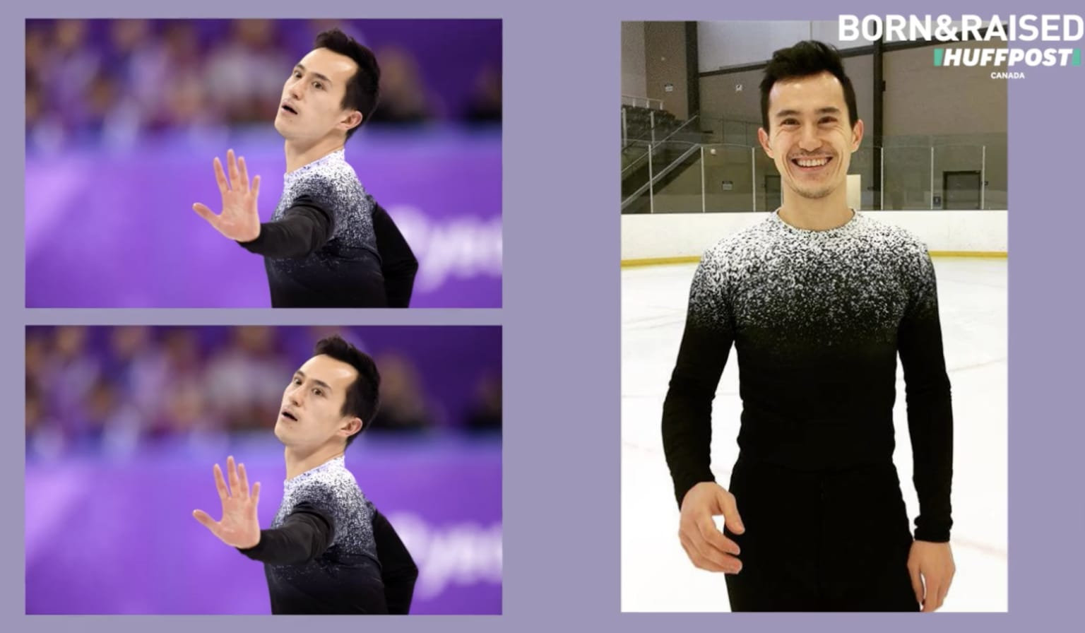 Figure Skater Patrick Chan Feels Lucky To Be Chinese-Canadian
