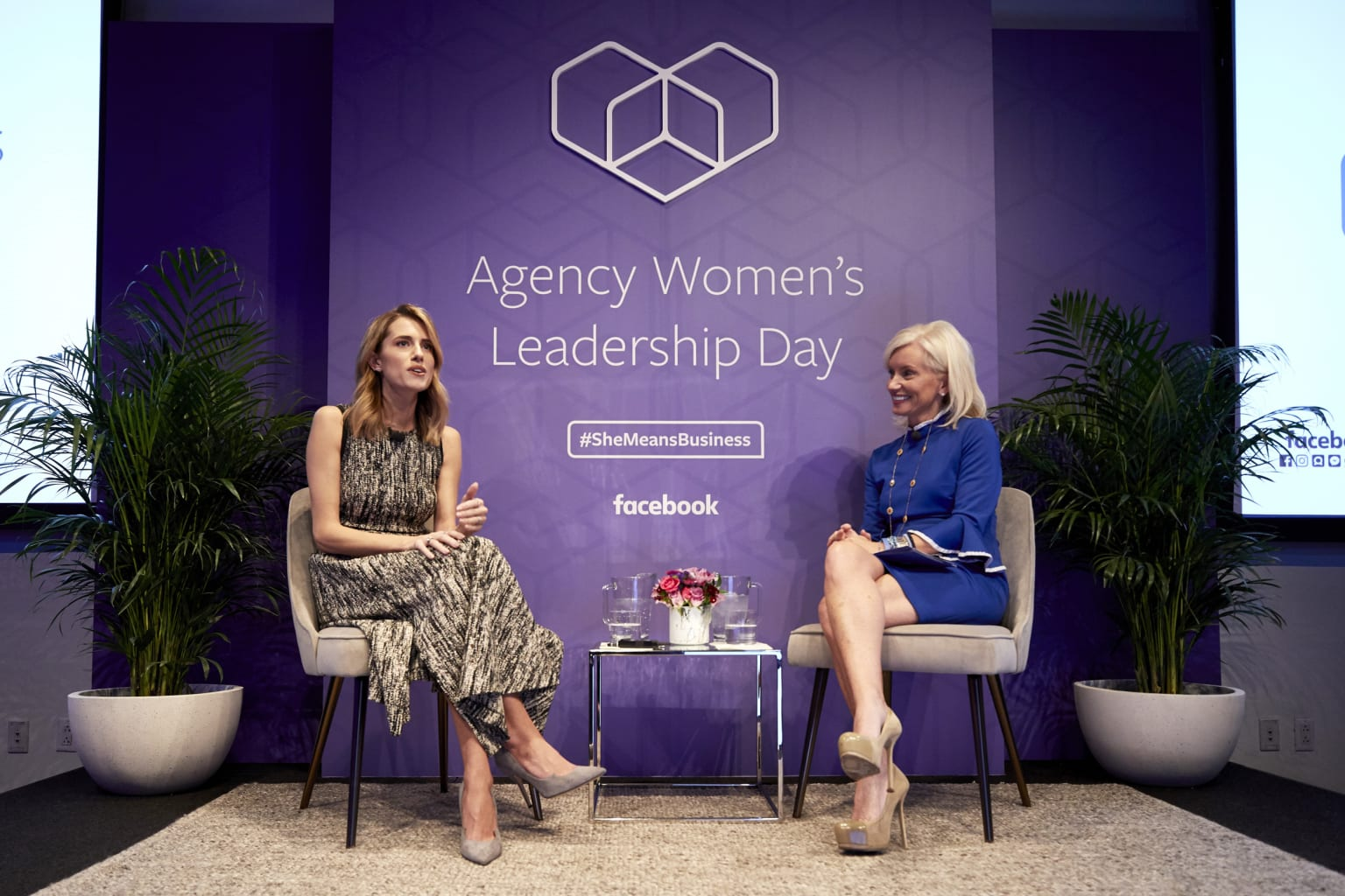 Facebook's Agency Woman's Leadership Day