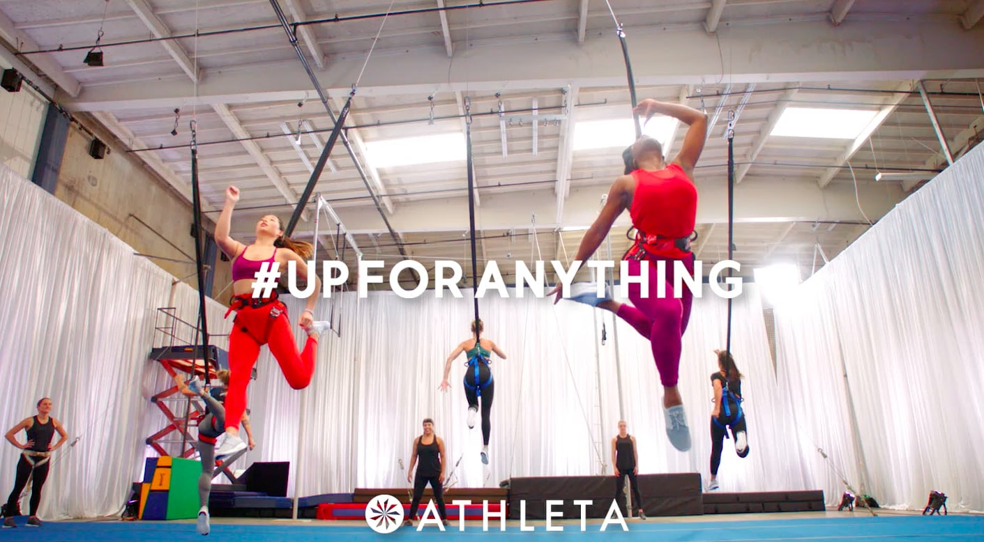 Athleta: Up For Anything
