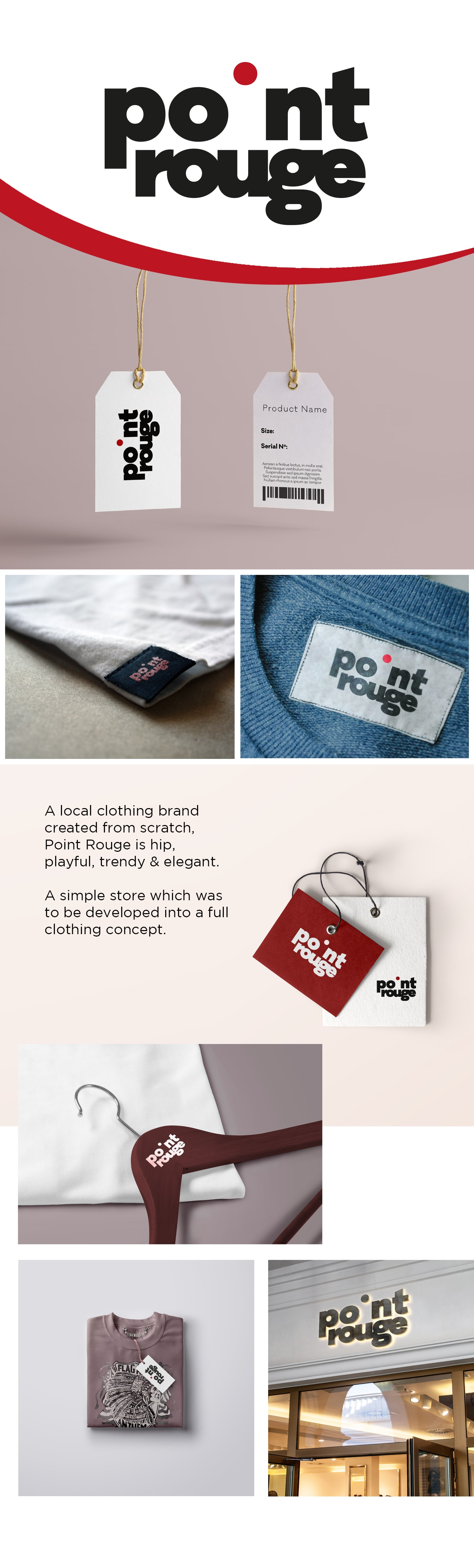 Point Rouge Branding