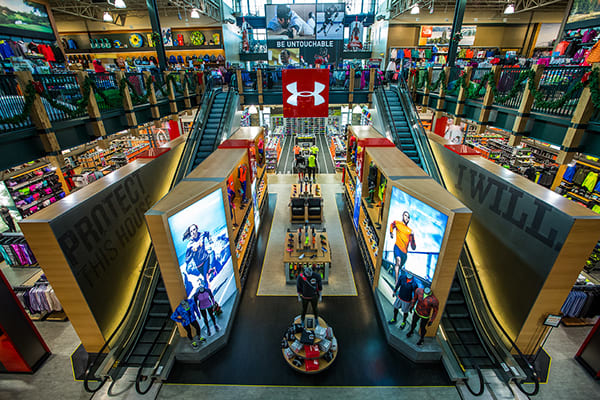 Pinnacle Under Armour Shop at Dick's Sporting Goods