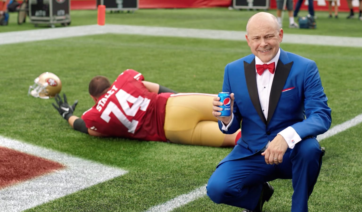 Pepsi NFL The Fun Doesn't End Zone