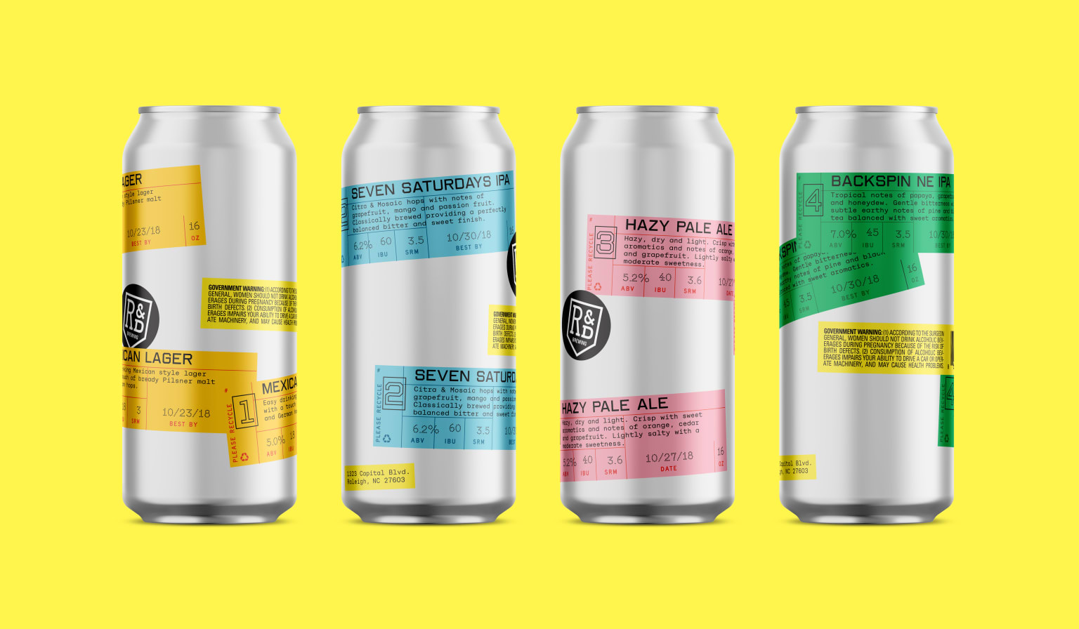 R&D Brewing Can Design