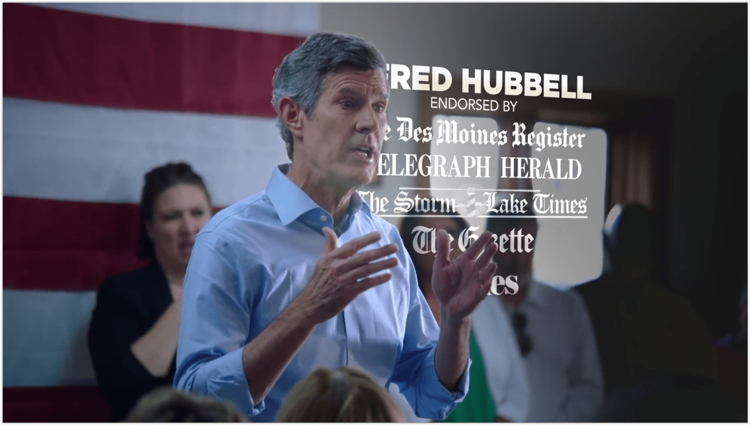Political Advertisement 2018 Cycle