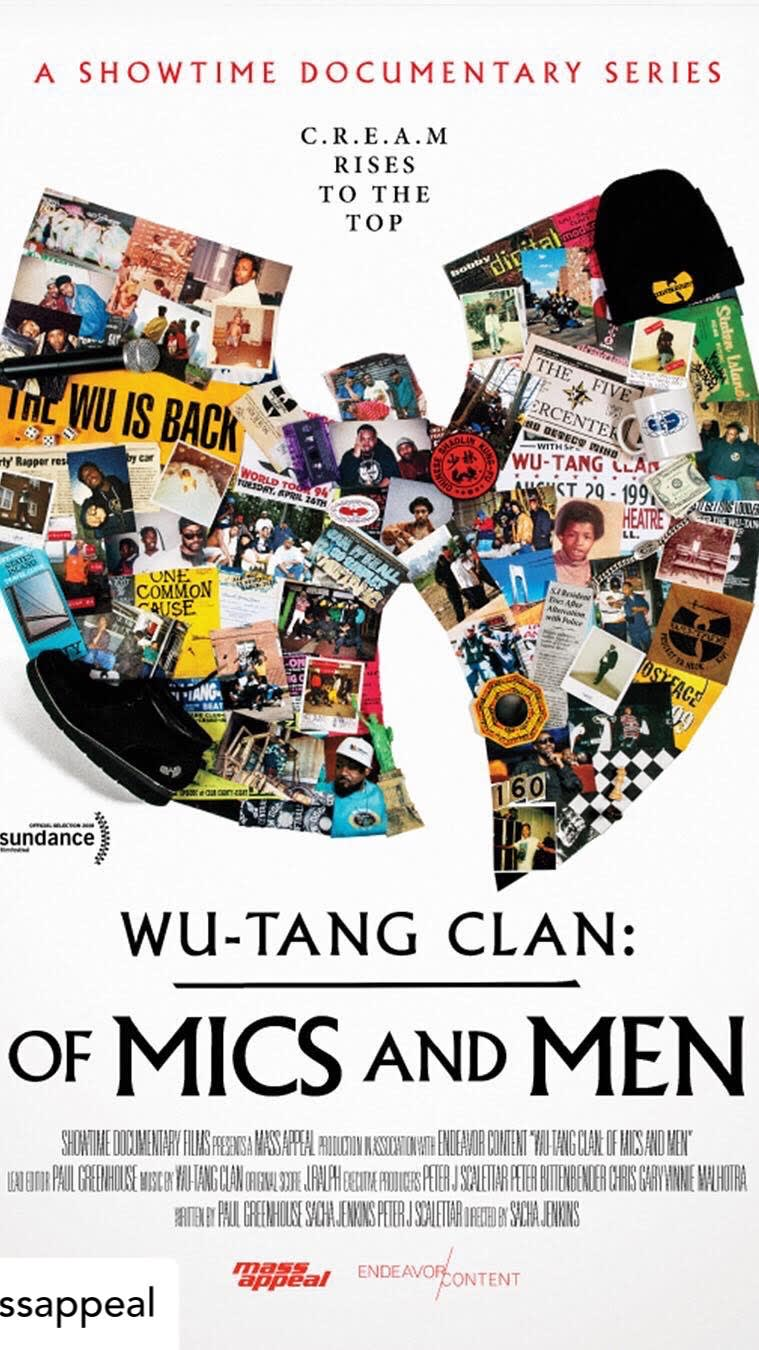 Untitled Wu Tang Project
