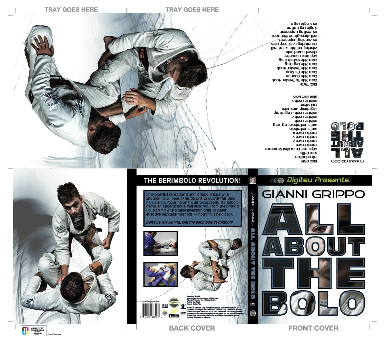 Gianni Grippo: All About the Bolo DVD