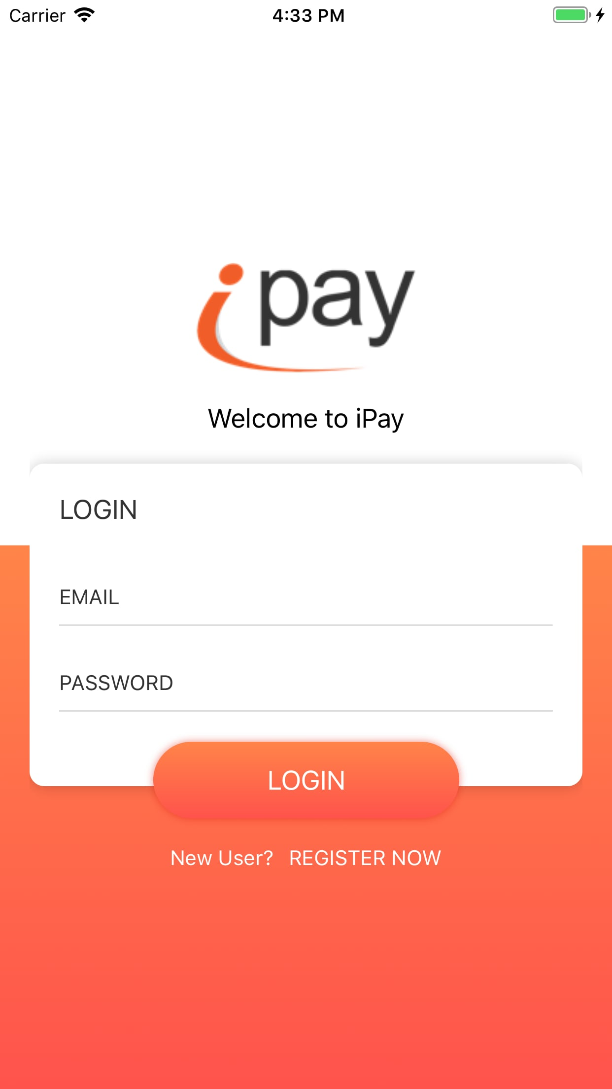 iPay - Mobile Wallet