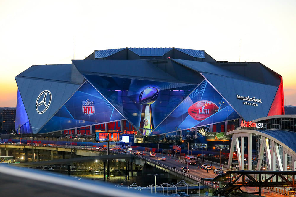 Super Bowl LIII: The true definition of a 360 campaign.
