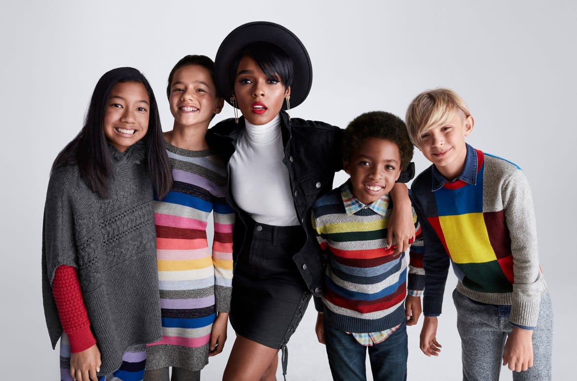 Meet Me In The Gap: Holiday Campaign