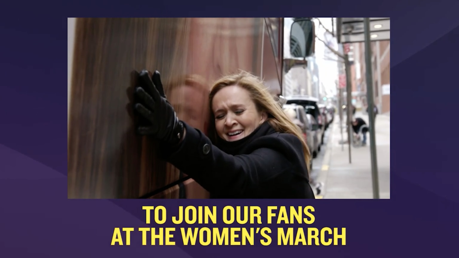 Full Frontal with Samantha Bee Promotion