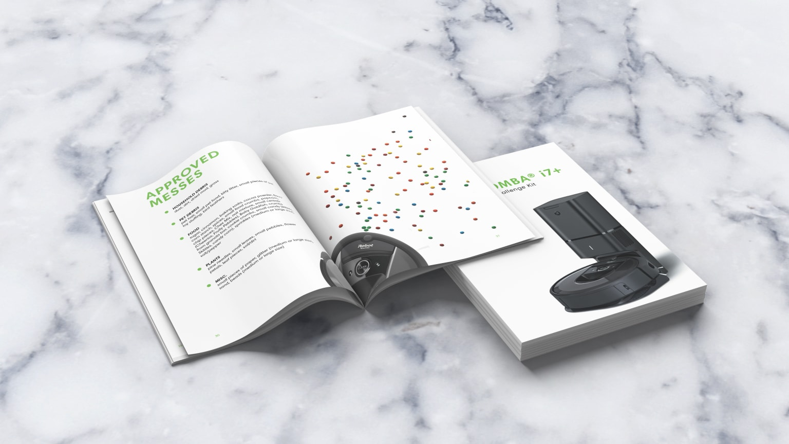 Word of Mouth Influencer Instructional Booklet