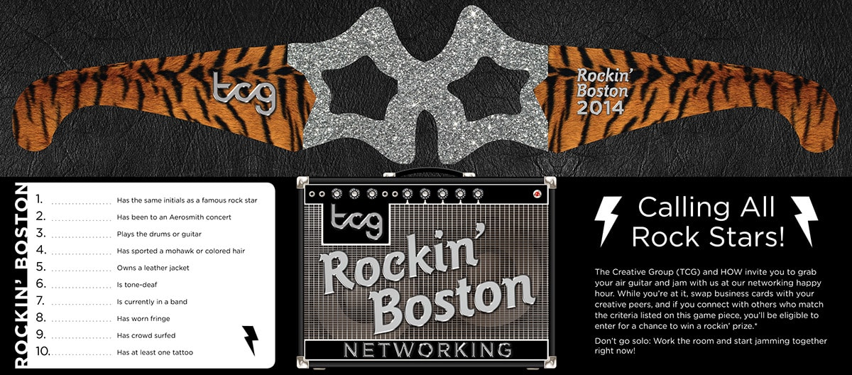 The Creative Group: HOW Conference, Boston