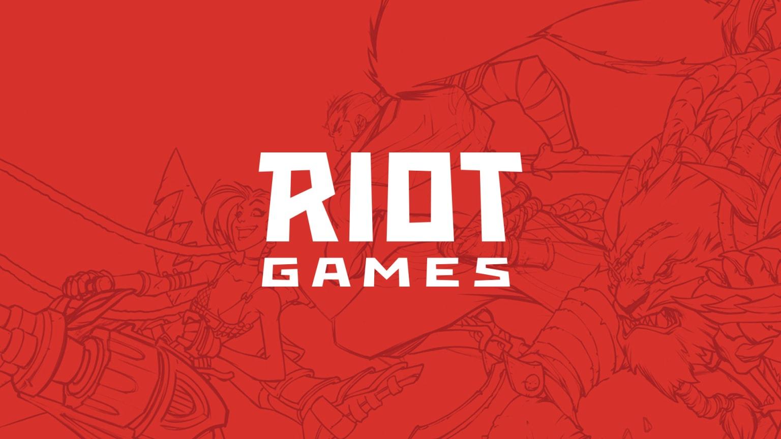 Riot Games - Brand Refresh