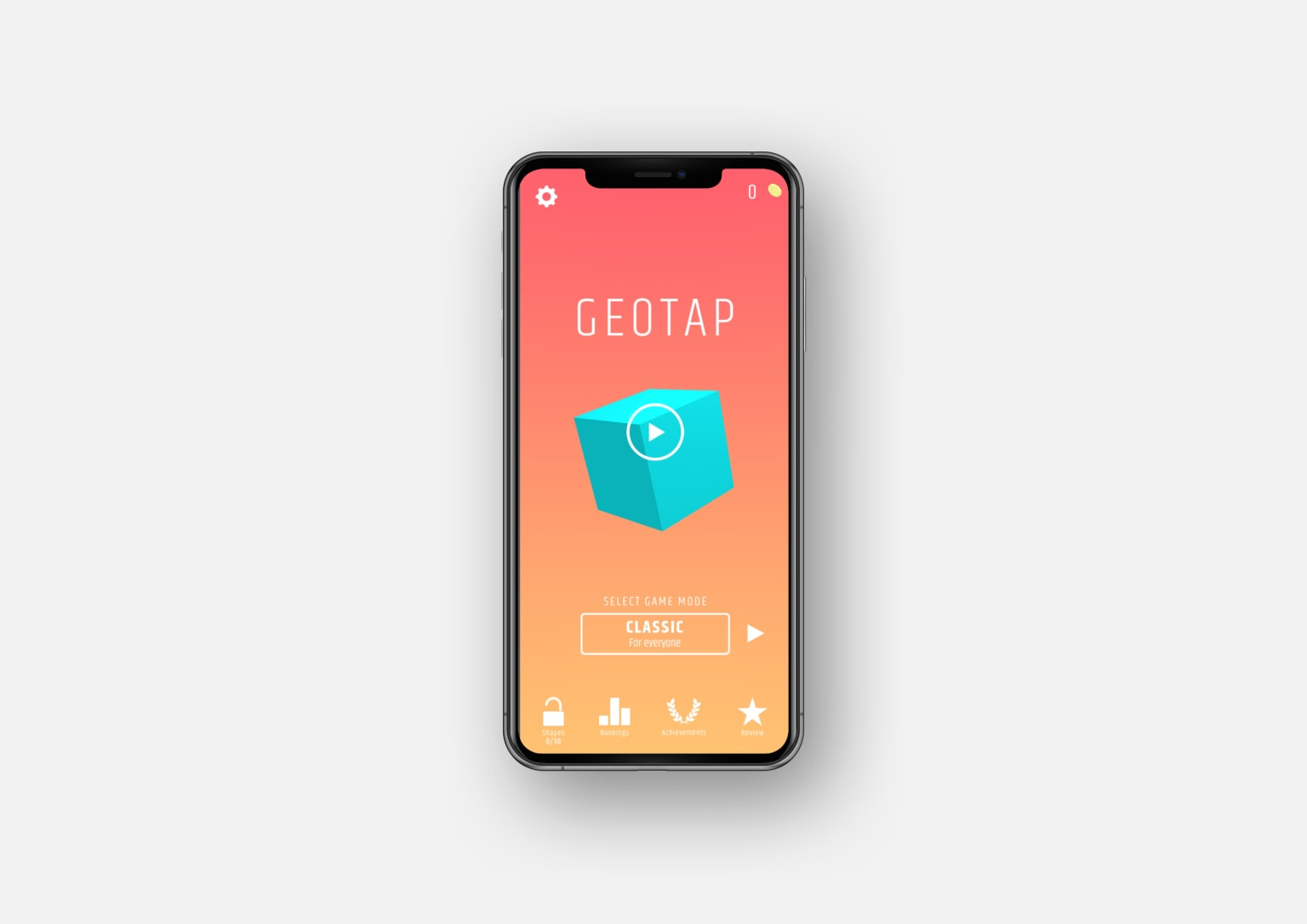 Geotap - iOS & Android Game