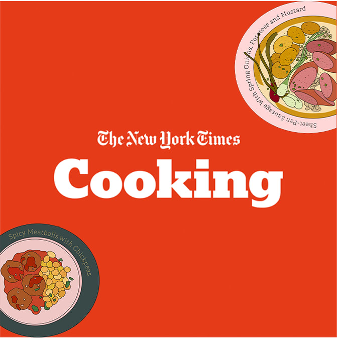 New York Times Cooking - Bring The Taste Of Home, Home