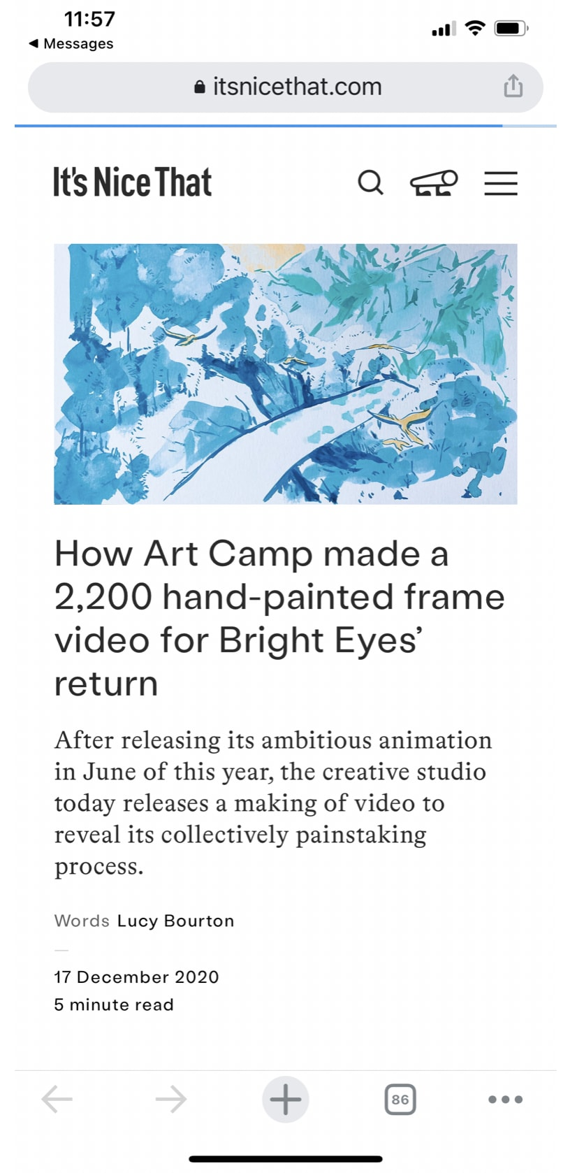 Art Camp: An Experiment in Collaboration