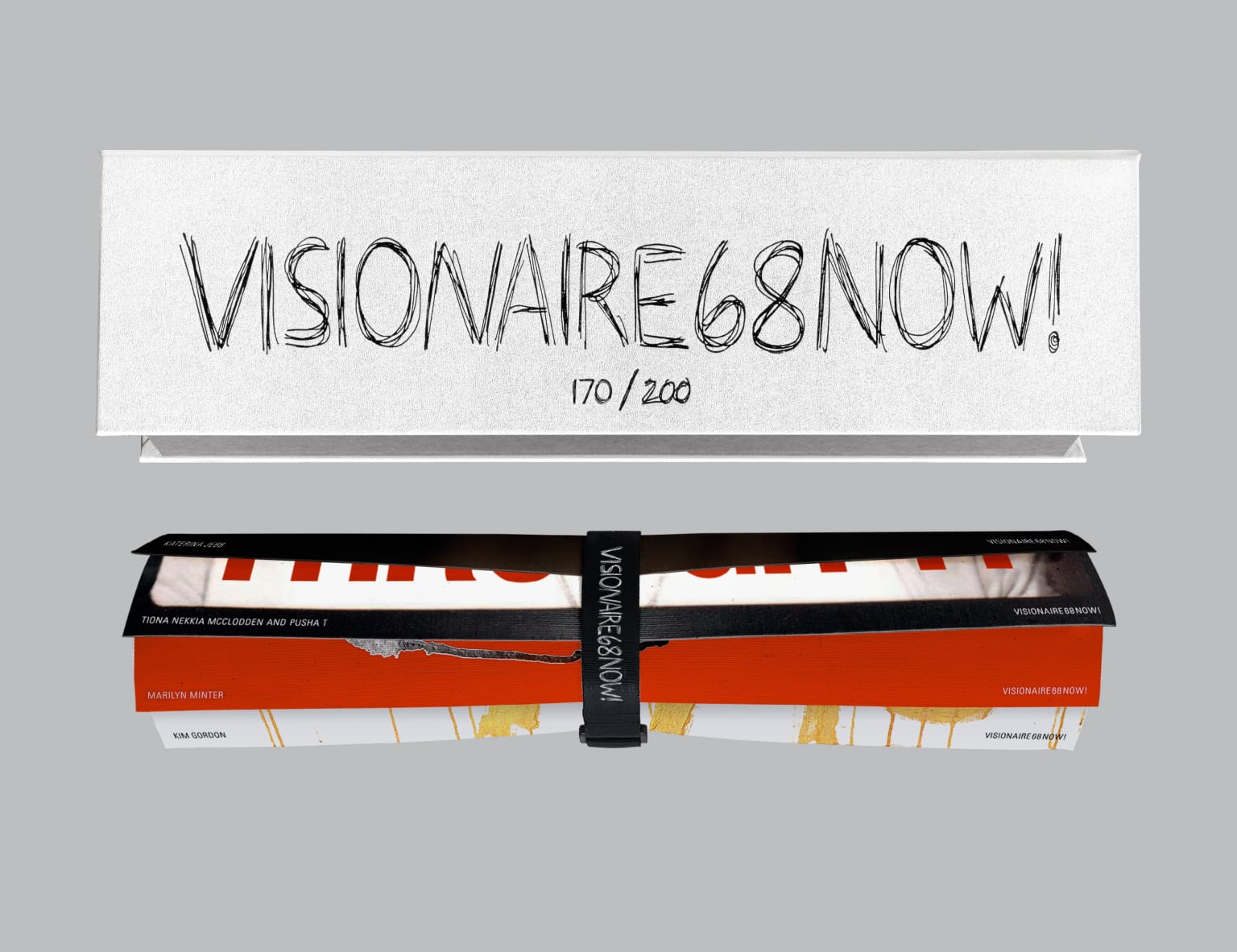 Visionaire 68 NOW!