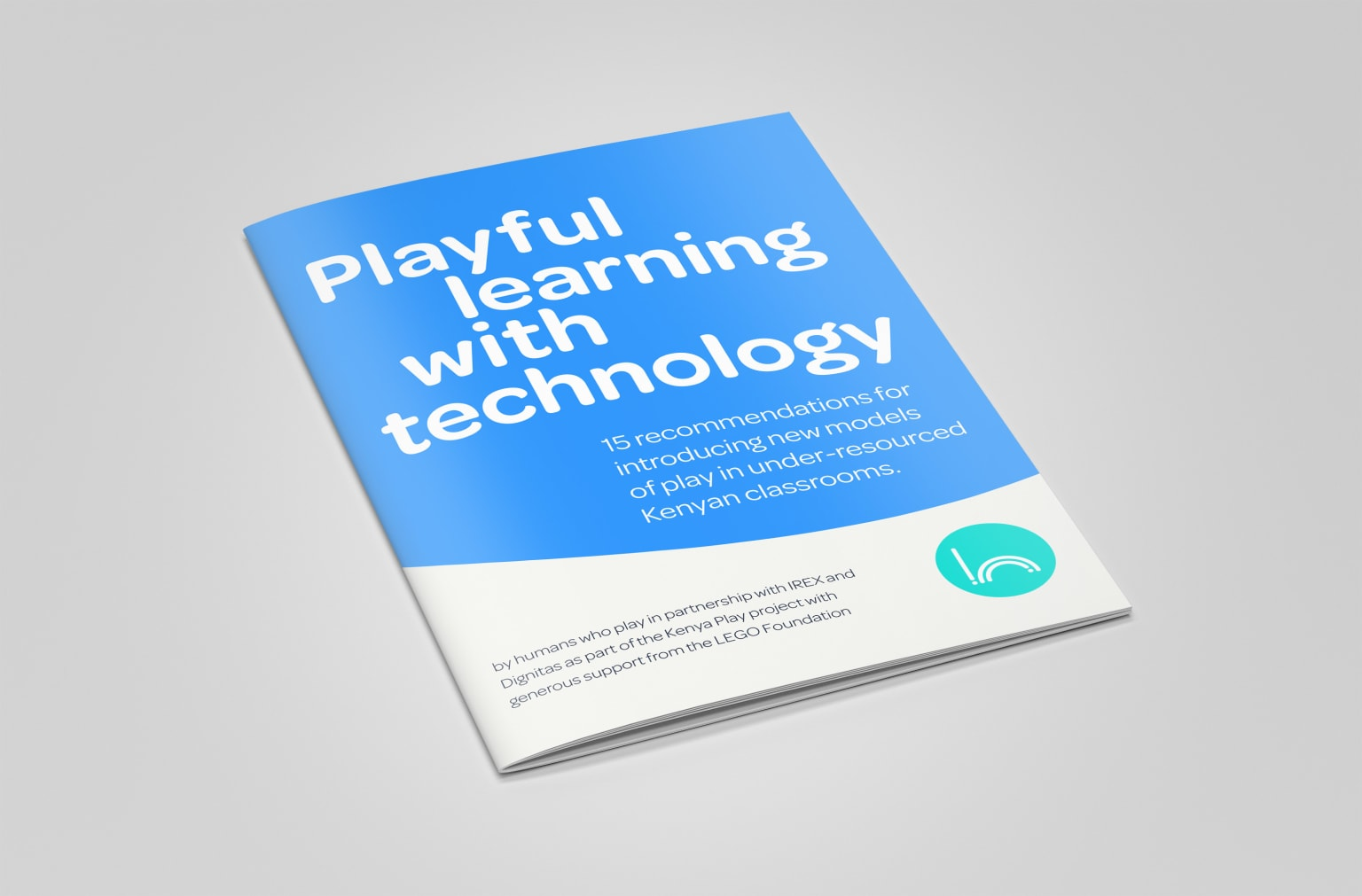 Playful Learning with Technology
