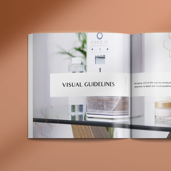 Style Guide + Social Media Content Design