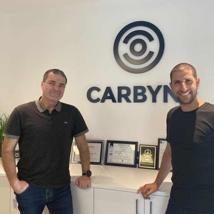 Carbyne Senior Visual Designer
