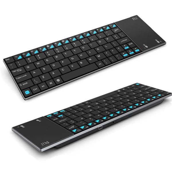 8ce30124945 Rii mini i12 Wireless Keyboard - World of Bluetooth
